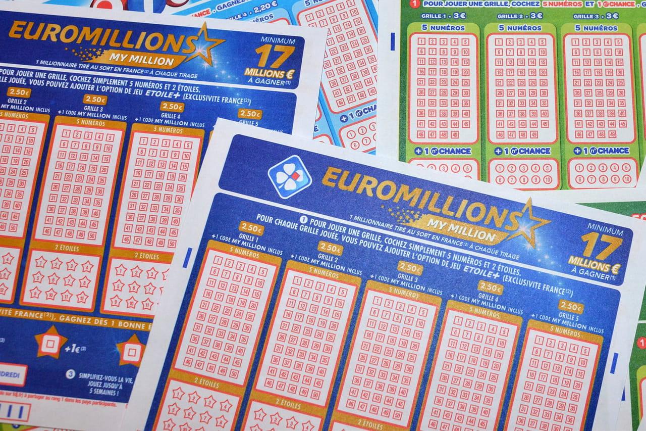 Résultat de l'Euromillion (FDJ): le tirage du mardi 8janvier 2019, 25millions d'euros en jeu