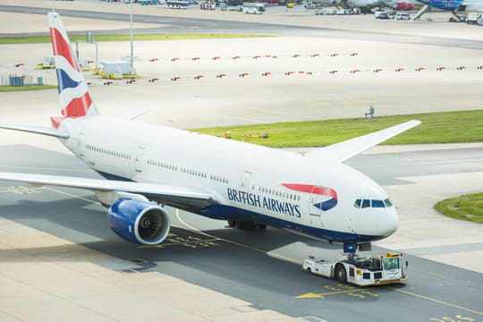 British Airways: un pilote ivre arrêté juste avant le décollage