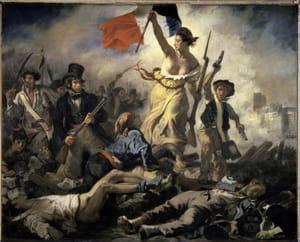 La Liberté guidant le peuple, 1830