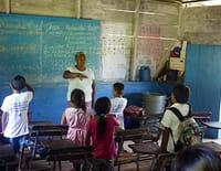 Chemins d'école, chemins de tous les dangers : Le Nicaragua