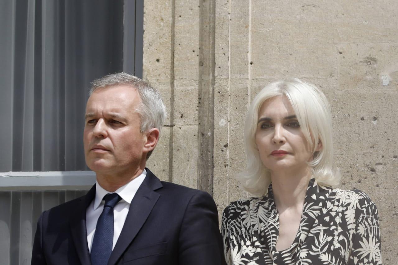 Séverine Servat: la femme de François de Rugy affiche son soutien à son époux
