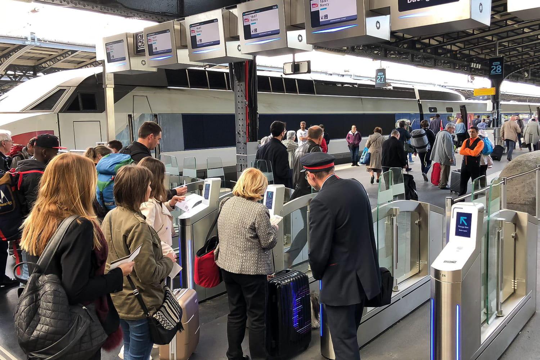 SNCF et pass sanitaire: le pass intégré au billet de train