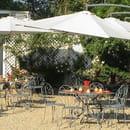 Auberge Logis de Mirepoix  - Terrasse du Logis -   © Eric Boutin