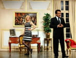 Le président, sa femme et moi
