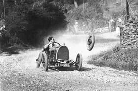 Les plus belles images des débuts de l'automobile