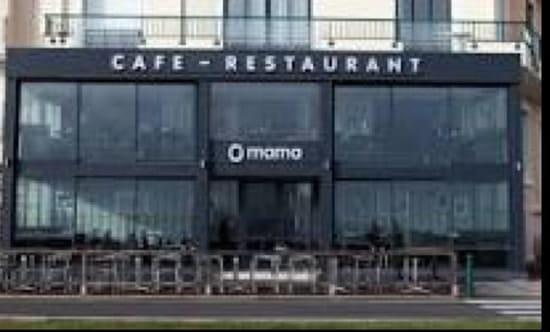 Restaurant : O'mama  - Façade du restaurant -