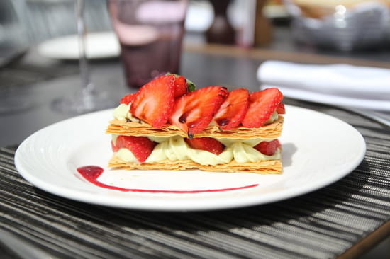 Quai 50  - Dessert -