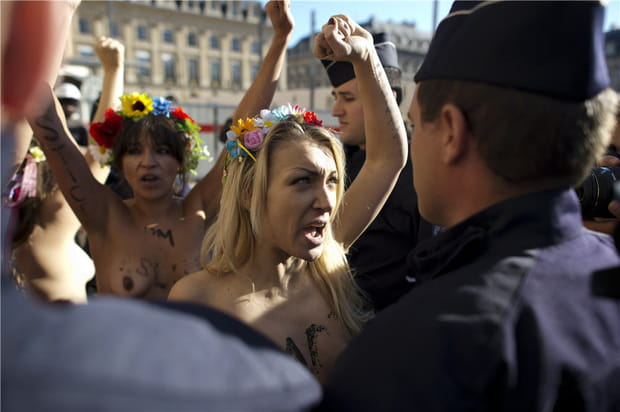 Femen, le phénomène