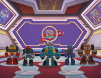 Transformers Rescue Bots Academy : La bataille des robots