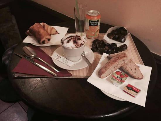 Petit-déjeuner : Le Raimbaldi  - Petit déjeuner  -