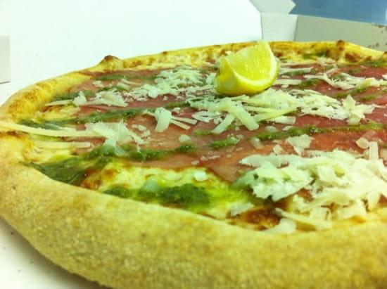 Restaurant : L'Artiste Pizzaiolo  - La Carpaccino -