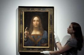 Salvator Mundi: les doutes des experts sur le tableau de Léonard de Vinci