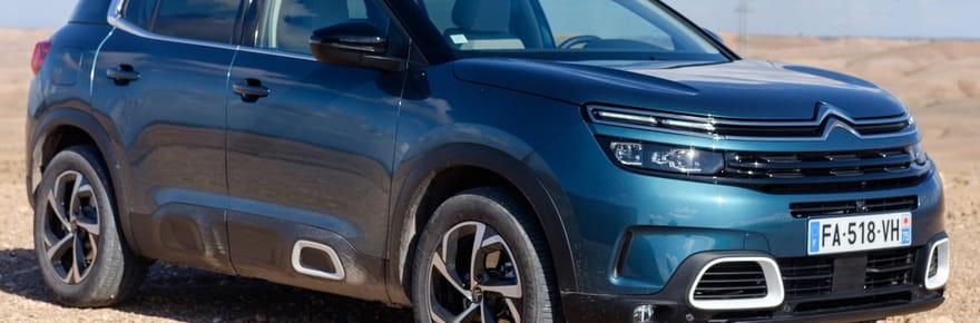 Citroën C5Aircross: notre essai, un SUV familial roi du confort?