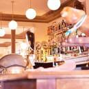 Café du Levant  - Café du Levant - vue sur le bar -   © Café du Levant