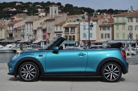 Nouveau Mini Cabrio : quels changements et à quels tarifs ?