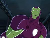 Marvel avengers rassemblement : Les jeux intergalactiques