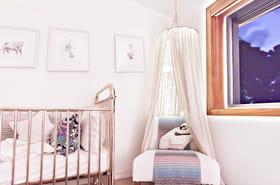 Ciel de lit: comment bien le choisir pour une chambre d'adulte ou d'enfant?