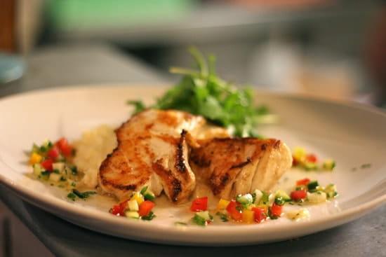 Le Fou à Pieds Rouges  - restaurant capbreton -