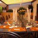 Restaurant le Vent du Sud  - interieur du restaurant -   © Jacques Tremoureux
