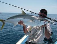 Mordu de la pêche : Egypte