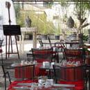 Mcafé Monplaisir  - Grande terrasse -