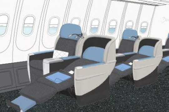 """La Compagnie: une nouvelle compagnie aérienne française """"100% business class"""""""