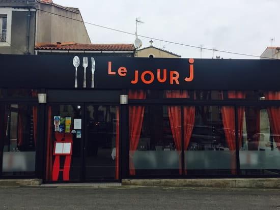 Restaurant le Jour J  - notre restaurant -