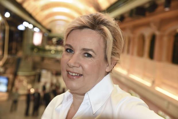 La chef Hélène Darroze