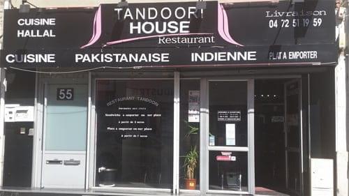 Tandoori House à Vénissieux
