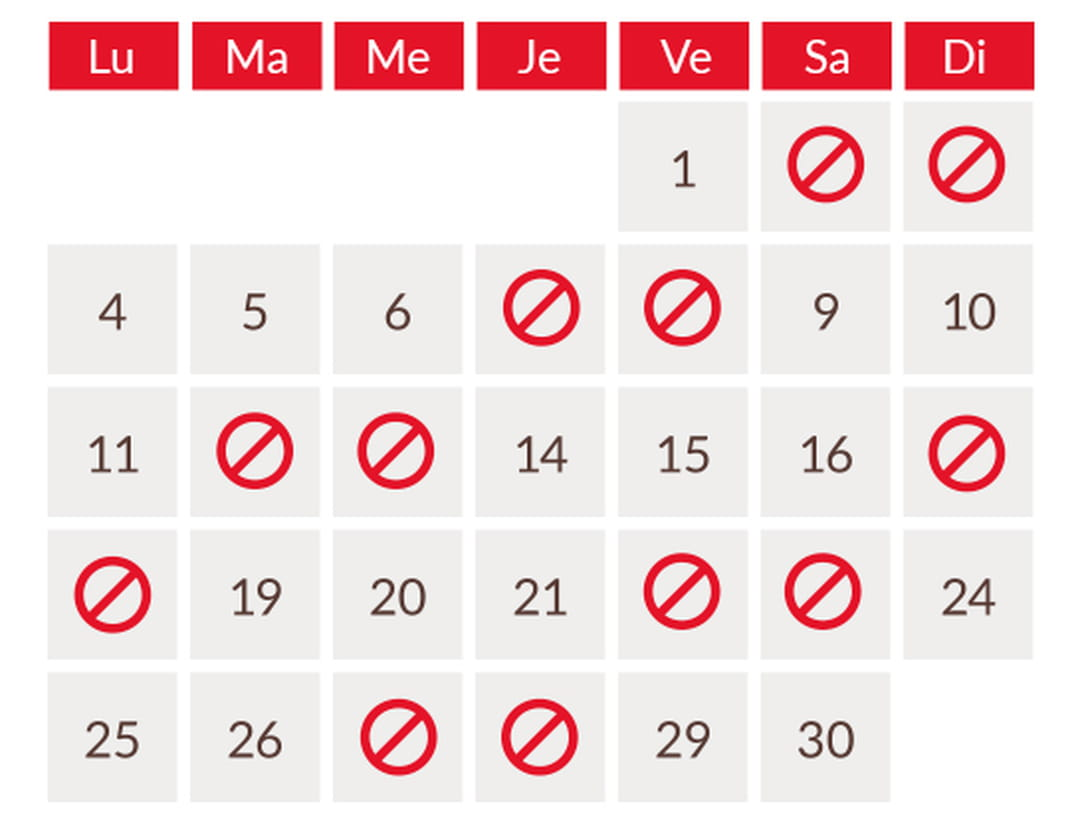 gr ve sncf et ratp calendrier complet et dates des perturbations. Black Bedroom Furniture Sets. Home Design Ideas