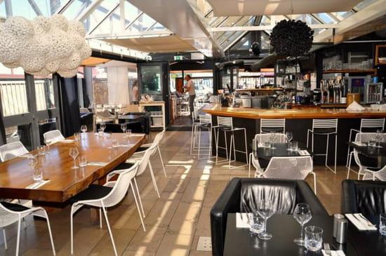 Restaurant : Hippy Market  - Salle intérieure -   © FC