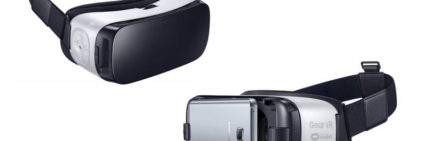 Samsung Galaxy S7: un nouveau casque de réalité virtuelle Gear VR en surprise?