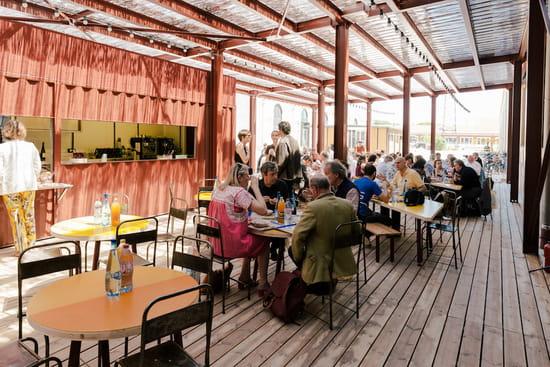 Restaurant : Le Réfectoire  - La terrasse -   © Le Réfectoire