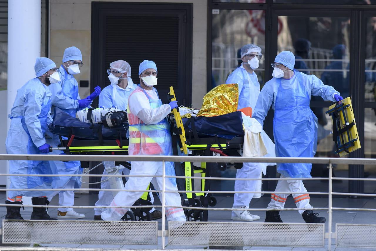 Coronavirus par région: la situation dans le Grand-Est, en Ile-de-France, Auvergne-Rhône-Alpes...