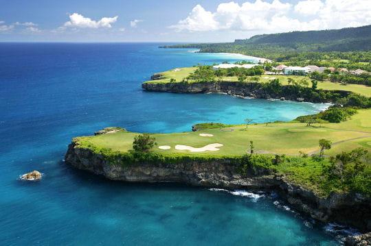 Au paradis du golf