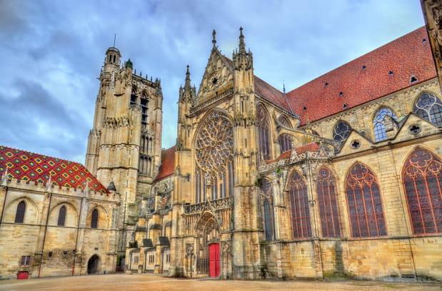 La Cathédrale Saint-Etienne de Sens : XIIe siècle