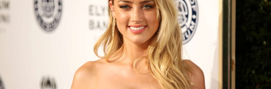 Amber Heard, l'ex de Johnny Depp, en couple avec un milliardaire