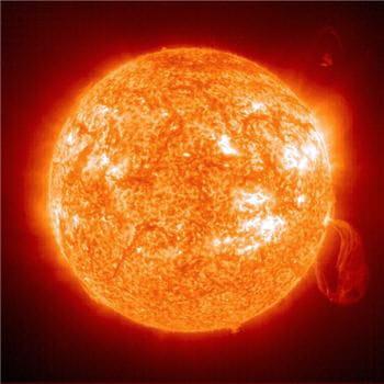 un cycle moyen du soleil dure environ 11 ans.