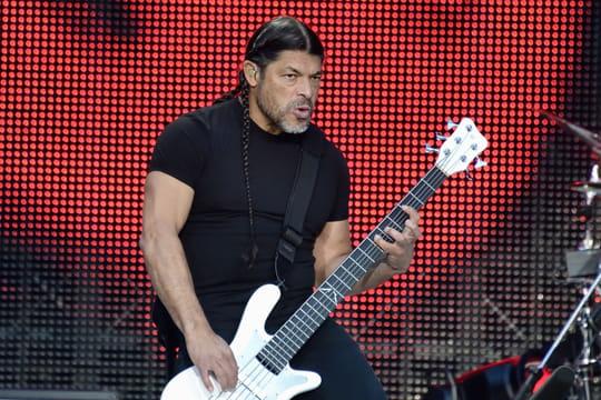 Metallica: Laeticia Hallyday émue par l'hommage à Johnny