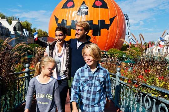 Europa Park: le parc revêt ses plus beaux habits d'Halloween