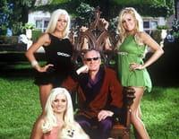 Trois femmes et un chaud lapin : la vraie vie de Hugh Hefner : Un trio de charme