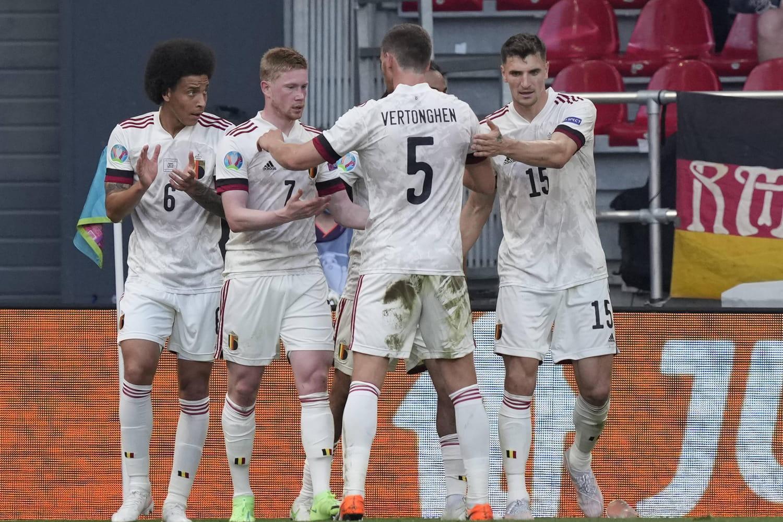 Danemark - Belgique: les Belges s'imposent grâce à De Bruyne, le résumé du match