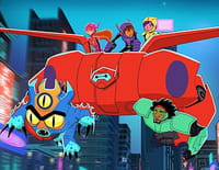 Baymax et les nouveaux héros : Le retour