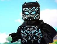 LEGO Marvel Super Heroes Black Panther : Dangers au Wakanda