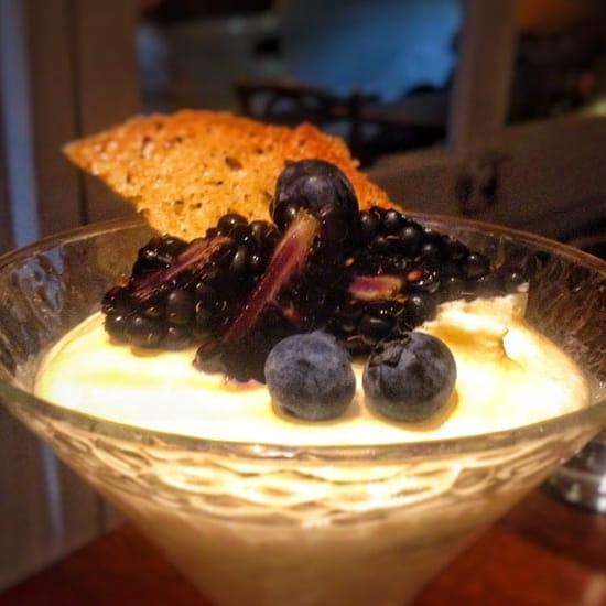 Dessert : Le Un - Bistrot Gourmand  - Une tuerie de Tiramisu -