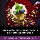 Restaurant : Dans le Noir ? Mercure Sophia Antipolis  - Dans le Noir ? Mercure Sophia Antipolis -   © Ethik Connection