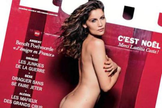 Laetitia Casta nue: elle sedéshabille unenouvelle fois pour unmagazine
