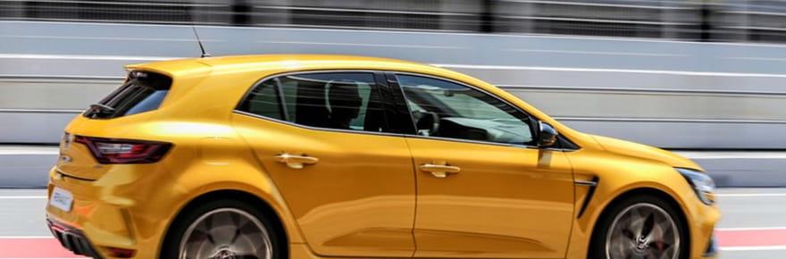 La nouvelle Renault Mégane RS Trophy en images