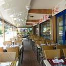 Chez L'Eclusier  - Terrasse restaurant Chez l'Eclusier -   © Assistek