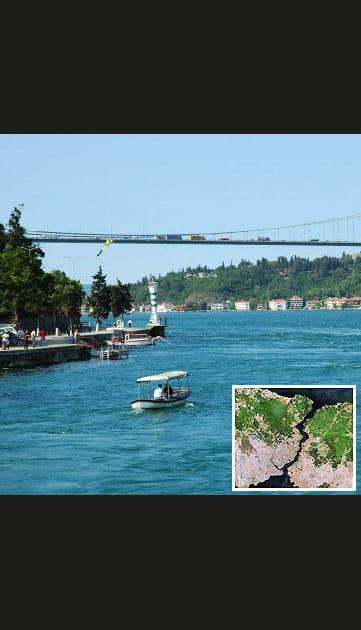 Le Bosphore, la star d'Istanbul